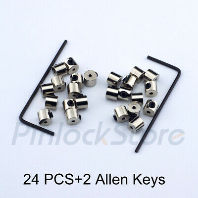 120 Pin Keepers/Locking Pin Backs/Lapel Pin Locks Wholesale