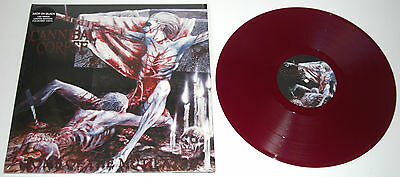 CANNIBAL CORPSE - TOMB OF THE MUTILATED 180g Purple Vinyl Limited Edition Death