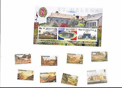 ST. HELENA Sc.# 947 Napoleonic Sites  stamps mnh unmounted mint