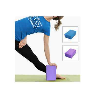 2Pcs Yoga Block Brick Foam Liveup  Home Exercise  Fitness Gym Sport Tool New