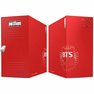 BTS 2017 SEASON'S GREETINGS + JungKook Photocard, With Tracking Number