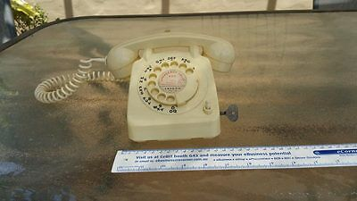 Vintage Casdon Products Telephone Money Box With Clockwork Bell