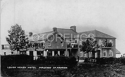 Maghery, County Armagh Northern Ireland - Early Real Photo Card