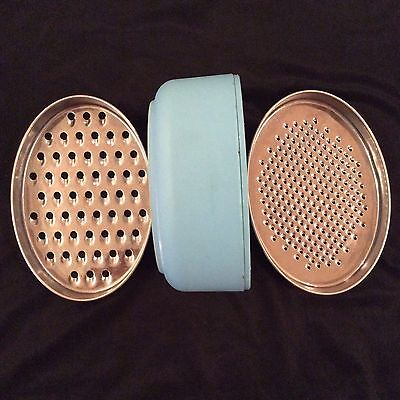 Vegetable/cheese/ginger/garlic Grater With Handy Container Lid Stainless Steel