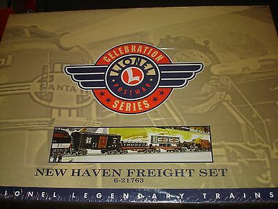 lionel train New Haven freight set NIB  6-21763