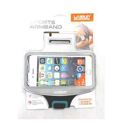 Sports Gym Armband Arm Running Jogging Exercise for Apple iPhone 6s 6 Plus