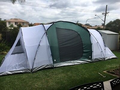 Tent  Diamantina Drysdale 12 Plus Fly