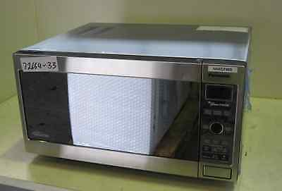 44L PANASONIC 1100W INVERTER MICROWAVE STAINLESS STEEL NN-SD786S, The Genius