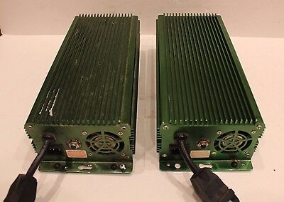 Set of of two/Pair of Galaxy 902518 1000W Select-A-Watt Electronic Ballasts!!!!!