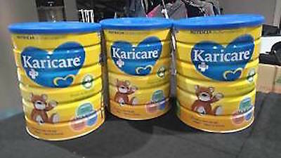 x3 Karicare+ 1 Infant Formula From Birth 0-6 Months 900g