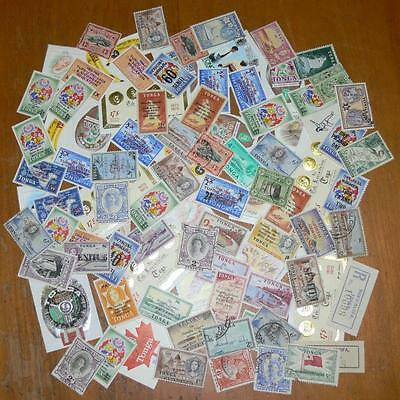 Tonga Bulk accumulation of stamps from 1897 to 1980