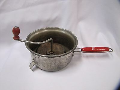 Food Mill Ricer Hand Held Foley Antique