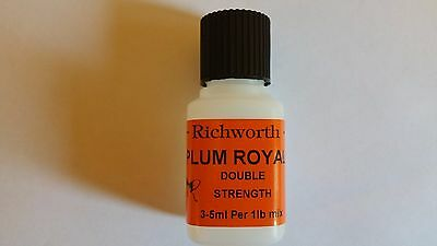 Plum Royale - Black Top Range - Double Strenght - 50ml - Richworth