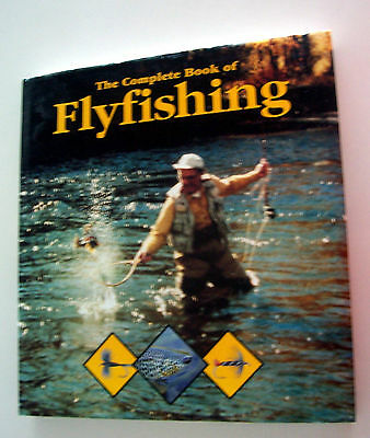 Complete book of Flyfishing G Cederberg 1997 1st edition