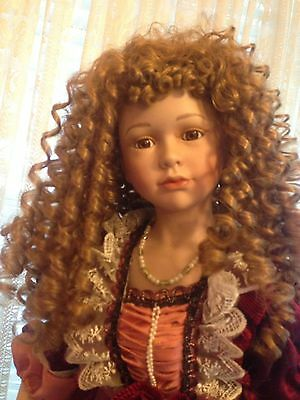 New Large Porcelain Doll 95cm