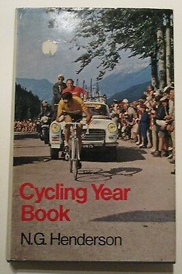 Cycling Year Book (NG Henderson, 1971 - for the year 1970)