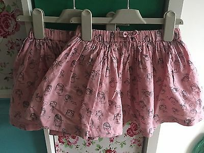 Twin Girl Bundle Next Skirts Clothes Baby Toddler