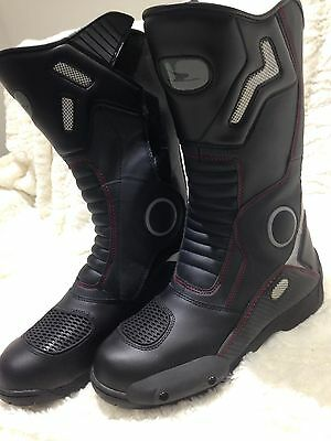 Men's Size 9 Motorcycle Boots New