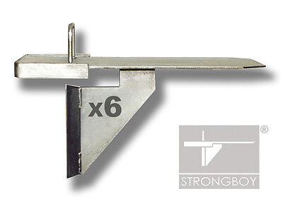 Strong Boys ® Acrow Prop Attachments X 6 - Genuine