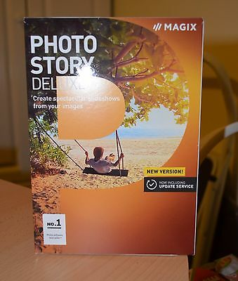MAGIX Photostory Deluxe (2016) Create Spectacular Slideshows From Your Images