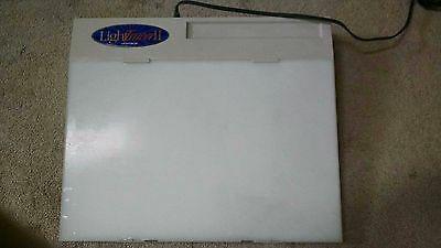 "Artograph Light Tracer II Light Box, 12""x18"", EXCELLENT SHAPE, BARELY USED"