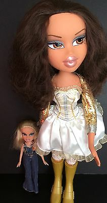 "Big Bratz Doll Yasmin 24"" Large With Clothes"