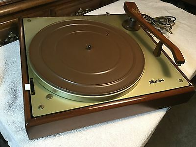 Weathers 33-1/3rpm turntable, Stereo