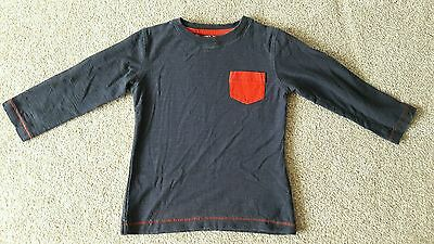 Next baby boy long sleeve top age 18-24 months / 1.5-2 years