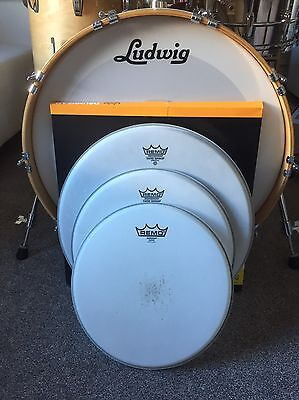 Remo Coated Emperor Drum Heads - 12, 13, 16 - Used