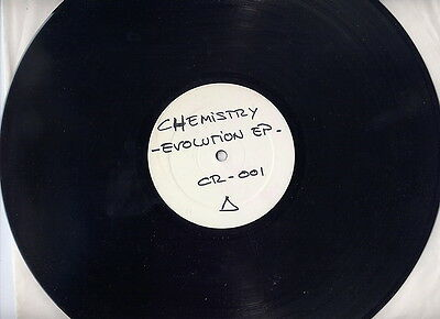 "Chemistry Maxi 12 "" Spain Evolution Ep Cr-001. Test Pressing."