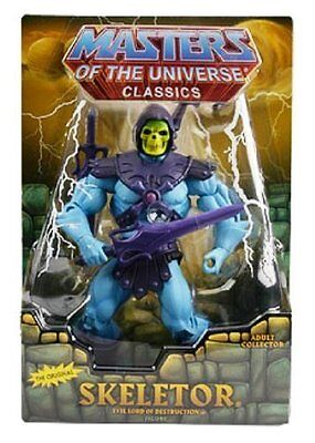 Masters of the Universe Classics - Skeletor 2nd mit Mailer - NEU - MOC - OVP