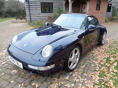 1997 Porsche 993 911 CARRERA S 2 door Coupe