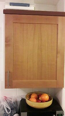Used kitchen Cupboard and Door fronts. Collect Romsey, Hampshire