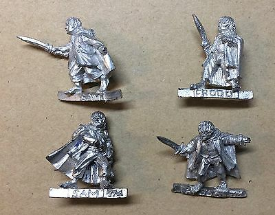 Warhammer, Lord of the Rings, 'SAM AND FRODO X 4'