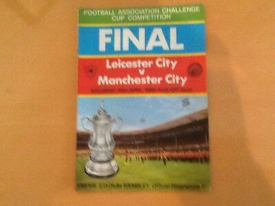 1969 FA Cup Final  Programme
