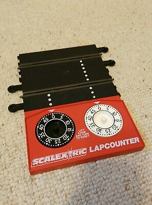 scalextric lap counter