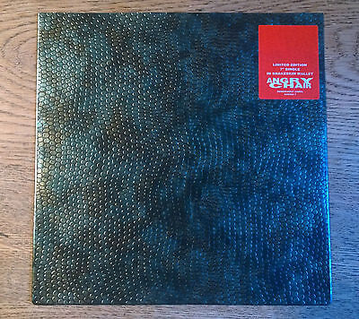 Alice In Chains 'Angry Chair' ltd ed snakeskin wallet cover vinyl 7""