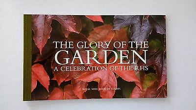 DX33 Glory of the Garden 2004 Royal Mail Prestige Stamp Book. Free P&P