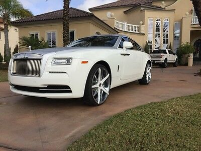 2014 Rolls-Royce Other Base Coupe 2-Door 2014 rolls royce wraith