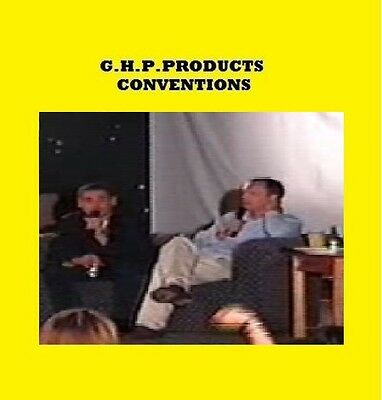 RED DWARF CONVENTION DVD 1997 over 3hrs!!!!! ***RARE***