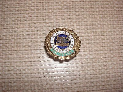 Railway Lapel Badge