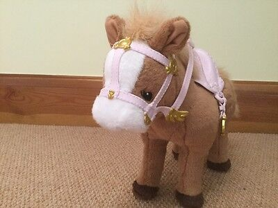 Baby Born Horse With Saddle And Harness, Motion And Sound