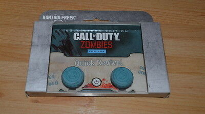 KONTROLFREEK CALL OF DUTY - Perk A Cola ZOMBIES Thumb Grips - PS4 - NEW
