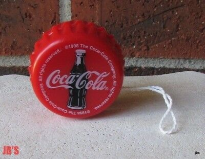 Coca-Cola  YoYo Shaped Like a Bottle Cap