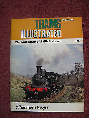The Last Years of British Steam - Southern Region