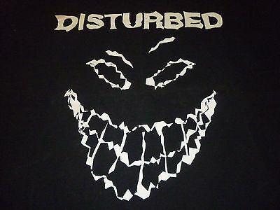 Disturbed Shirt ( Used Size XL Missing Tag )  Very Good Condition!!!