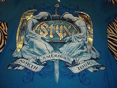 Styx Women's Tour Shirt ( Used Size XL ) Very Nice Condition!!!