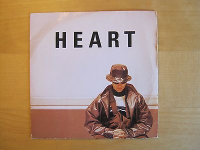 Pet Shop Boys 1987 pic sleeve 45 Heart / I Get Excited (You Get Excited Too)