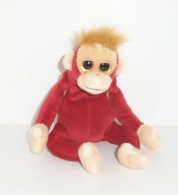 TY BEANIE BABY SCHWEETHEART - The Monkey