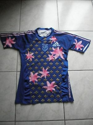 MAILLOT RUGBY STADE FRANCAIS Taille M saison 2008/2009